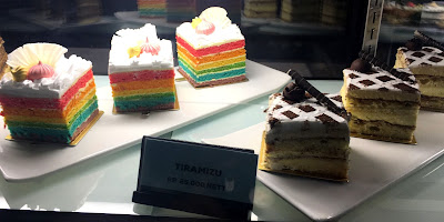 Chrysocolla Cake and Coffee Offered Newest Good Taste