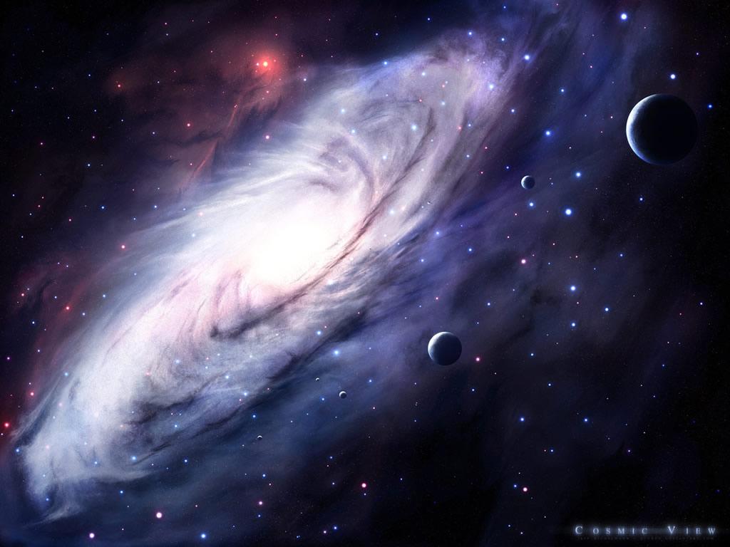 Expansão Cósmica