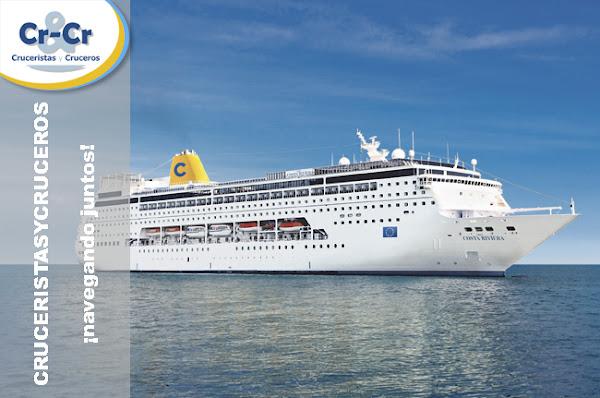 ► Costa NeoRiviera desde Tarragona: Es Tiempo De Crucero, Es Tiempo De Grandes Emociones Costa-neoRiviera2