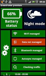 تحميل التطبيق GreenPower v9.36