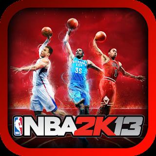 NBA 2K13 1.1.2 APK+Data (Offline+No Root)