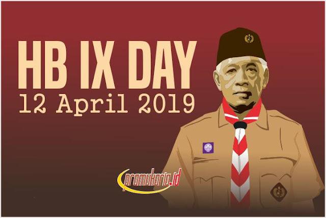 Hari Bapak Pramuka Indonesia