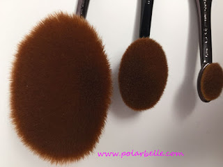 Mac Oval 6 brush