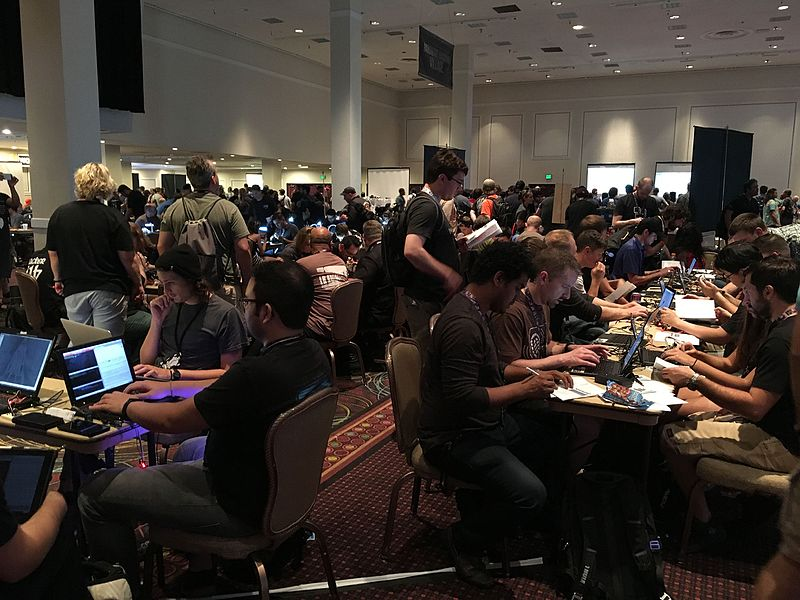 DEFCON Hacking Conference - Held Annually in Las Vegas 17