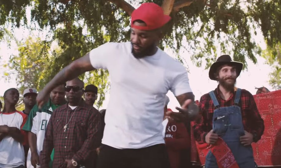 The Game - My Flag / Da Homies (Feat. Ty Dolla $ign, Jay 305, AD, Mitchy Slick, Joe Moses, RJ & Skeme) [Vídeo]