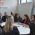 Técnicas da Organização Panamericana de Saúde visitam a Uniplac