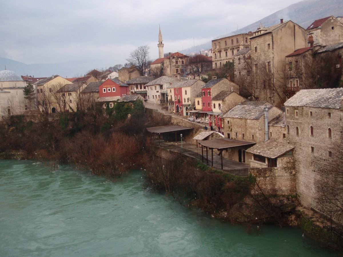 iman radio: [怎樣活下去]波斯尼亞內戰一年生存報告