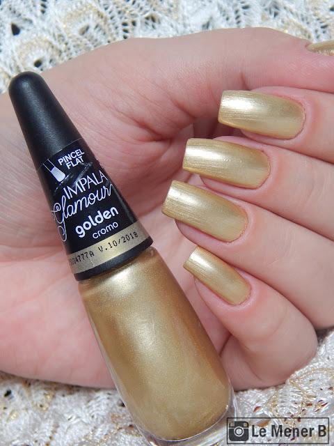 golden coleção glamour