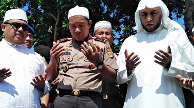 Warganet Usul, Polisi Membanggakan ini Dijadikan Kapolri Jika Prabowo-Sandi Menang