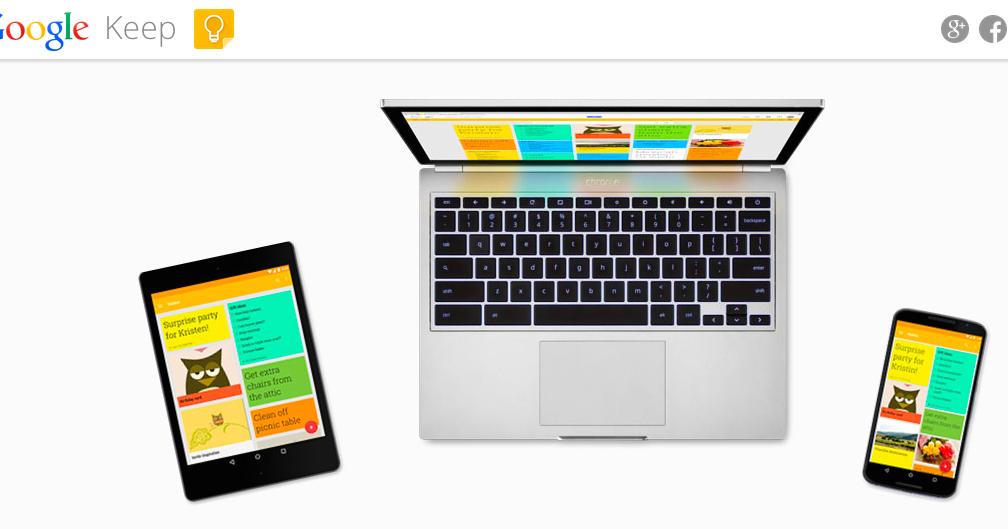Google Keep 筆記任務更強的活用 10 招技巧心法教學