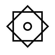 Islamic Symbol Rub-el-Hizb