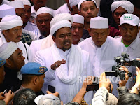 Soal Ancaman Jemput Paksa Habib Rizieq, Markaz Bogor Dijaga Massa
