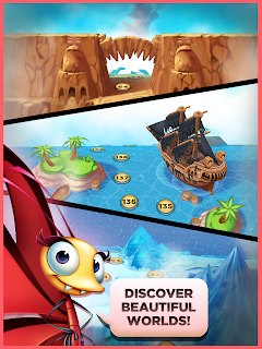Best Fiends - Puzzle Adventure v3.6.1 Apk