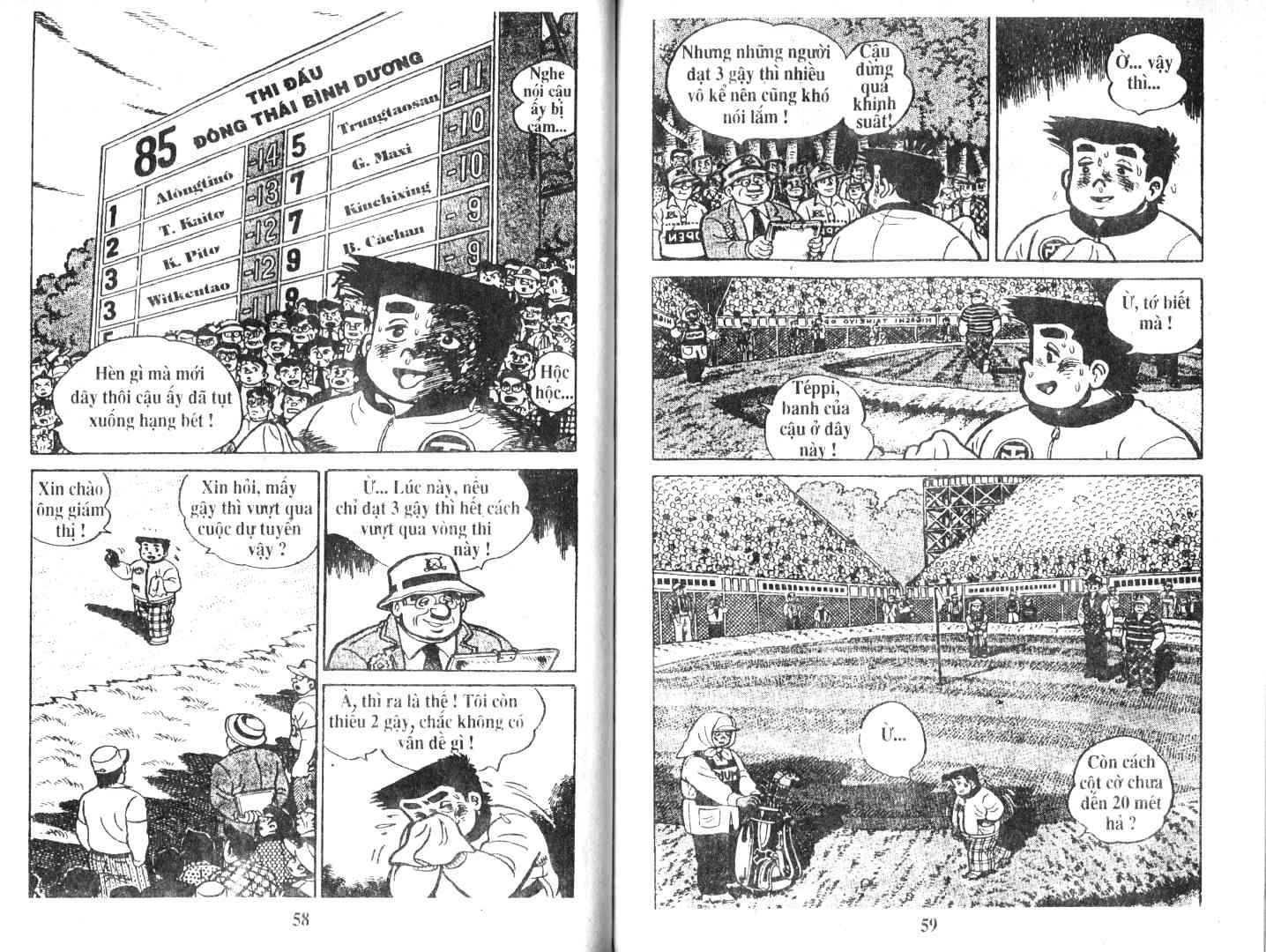 Ashita Tenki ni Naare chapter 41 trang 28