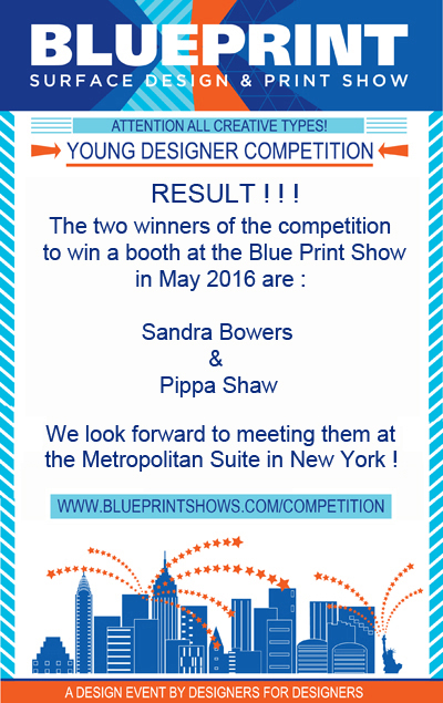 Blueprint show blue print competition winners they both win a booth at the next blue print show at the metropolitan suite 2nd floor 123 w 18th street new york from the 12th 16th of may 2016 malvernweather Images