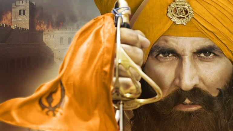 Kesari movie HD Photos download, Kesari Movie Still, Akshay Kumar Kesari movie photos
