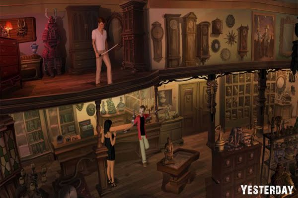 Yesterday (2012) Full Version PC Game Cracked