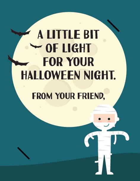 photo regarding Teal Pumpkin Printable called The Parker Venture: Shine Adhere Halloween Printable