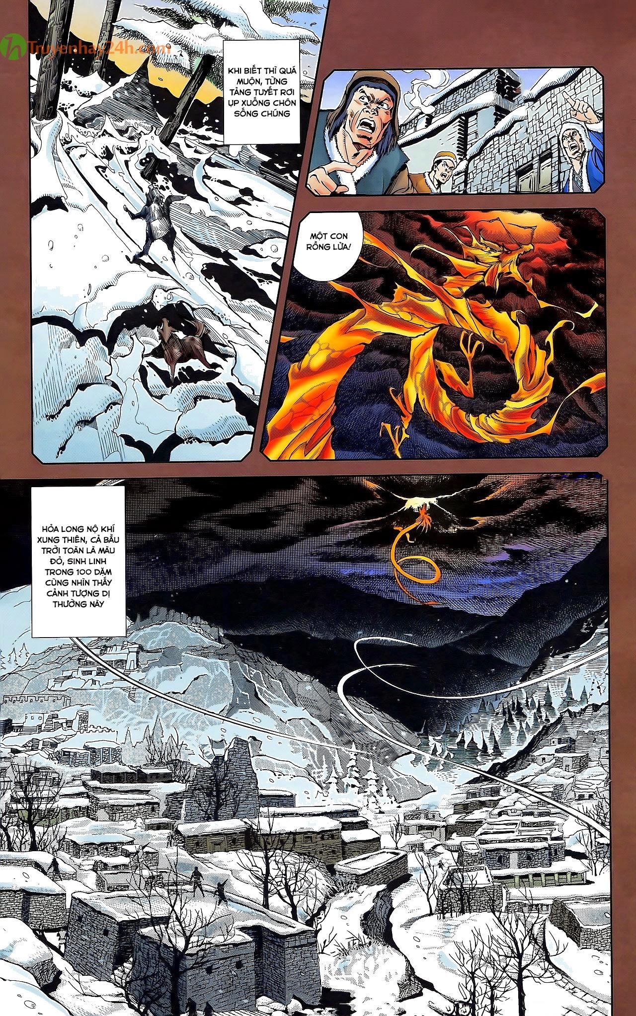 Tần Vương Doanh Chính chapter 30 trang 4
