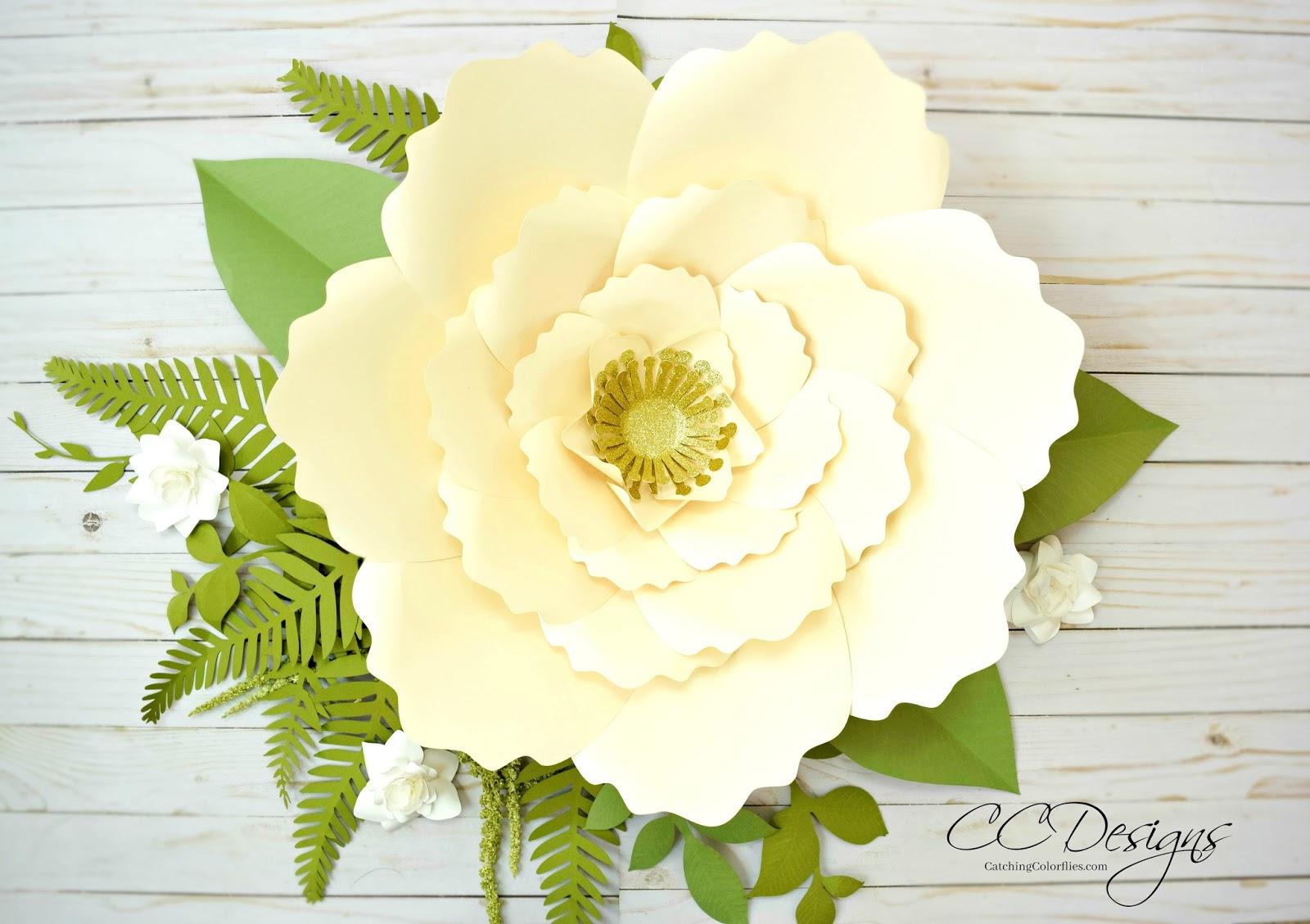 Mamas gone crafty giant flower library athena peony mightylinksfo