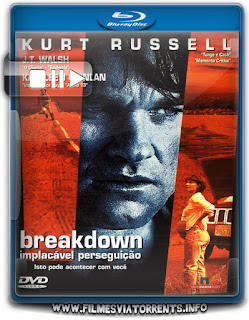 Breakdown Implacável Perseguição Torrent - BluRay Rip 720p Dublado