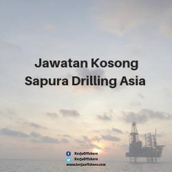 Jawatan Kosong Sapura Drilling Asia Sdn Bhd