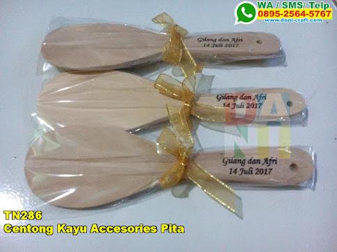Toko Centong Kayu Accesories Pita