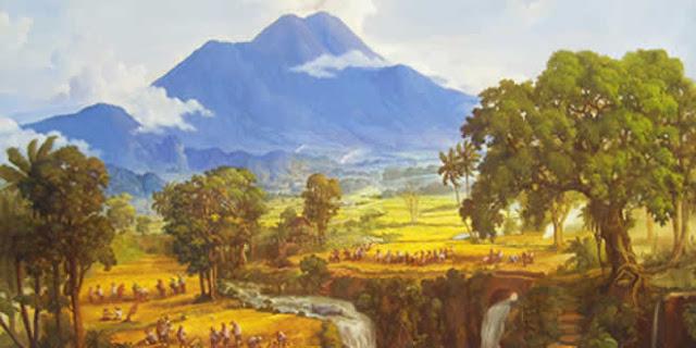 penjelasan tentang aliran seni rupa naturalisme
