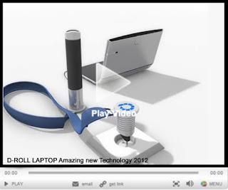 D-Roll Laptop concept, rolltop laptop wikipedia, roll top price in india,roll top price, roll top laptop release date, buy roll top laptop online, lightweight laptop bag