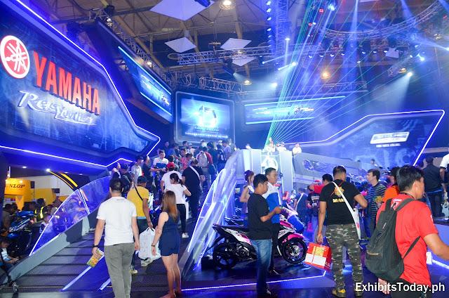 Yamaha Philippines Trade Show Pavilion