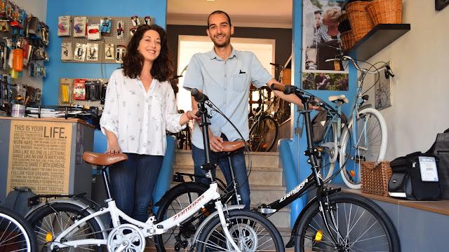 Lucía e Nuno