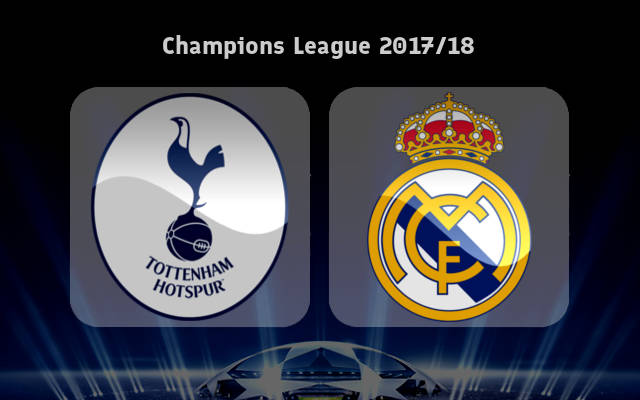 Tottenham vs Real Madrid Full Match & Highlights 1 November 2017