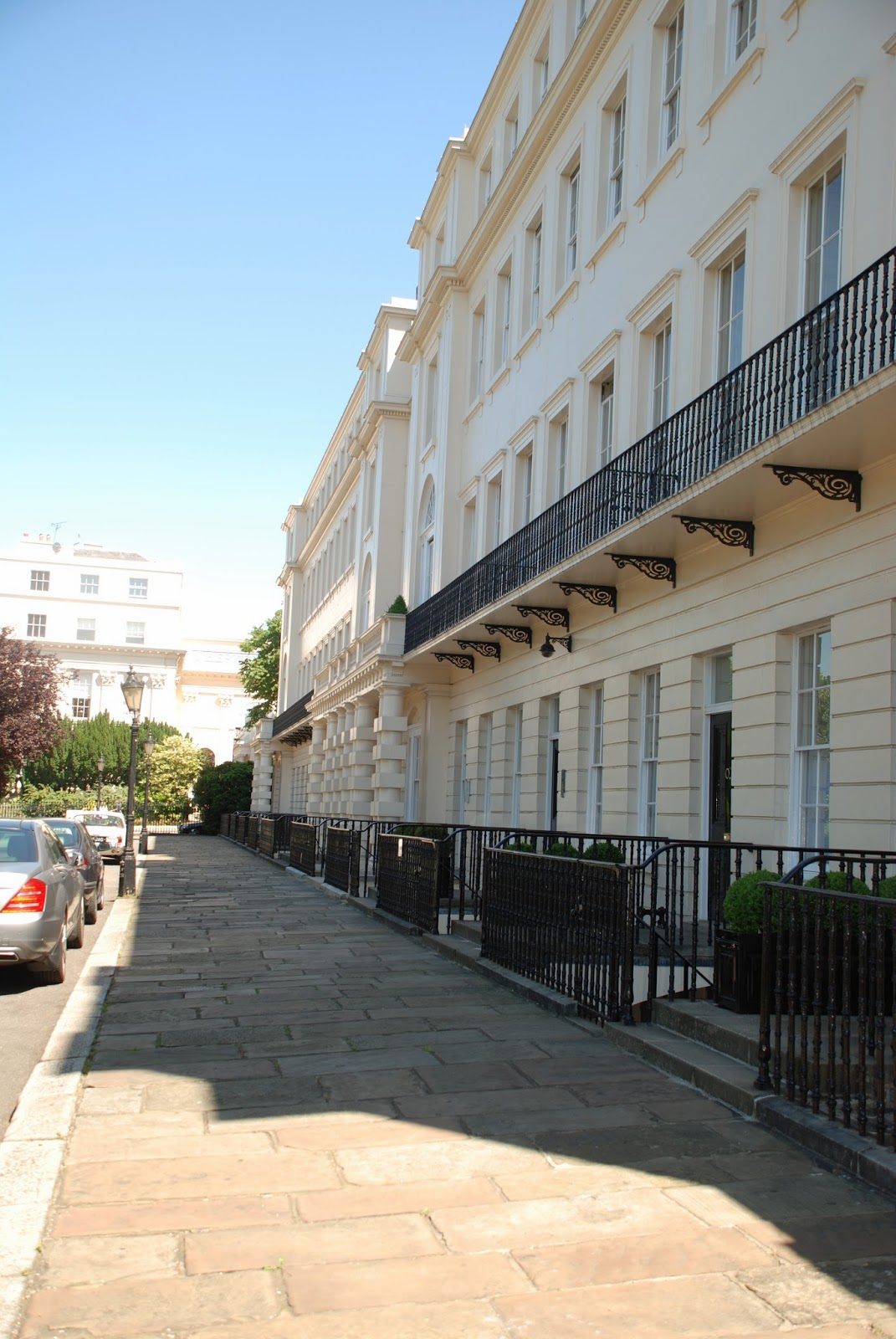 Cambridge Terrace, London