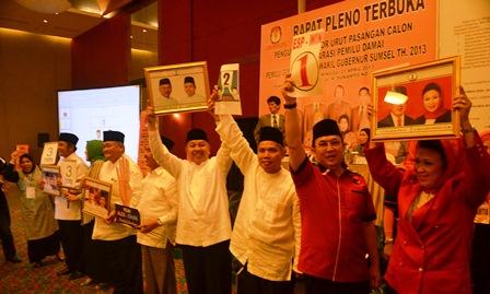 Pemilu Sumatera Selatan 2013