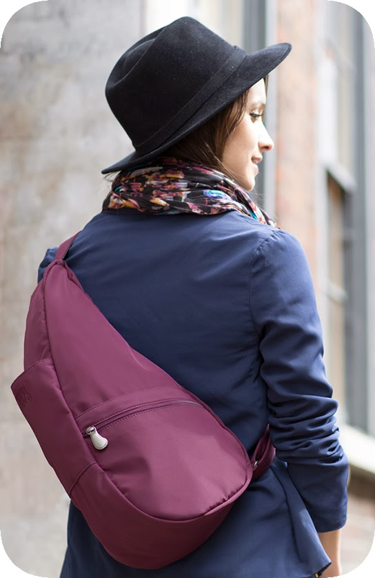 A perfect mix of Fashion and Function - The Healthy Back Bag - DB ... b0afcfc1368d7