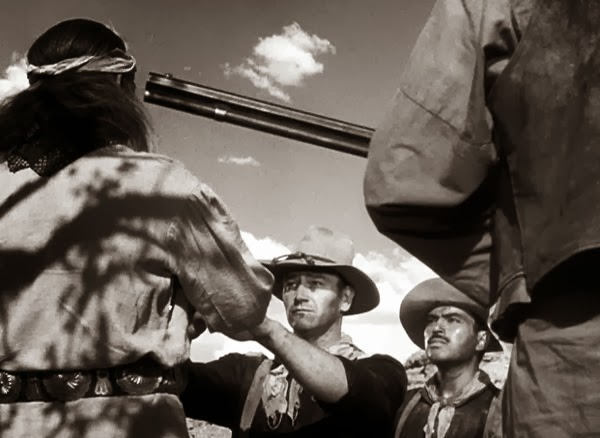 Fort Apache, directed by John Wayne and starring John Wayne
