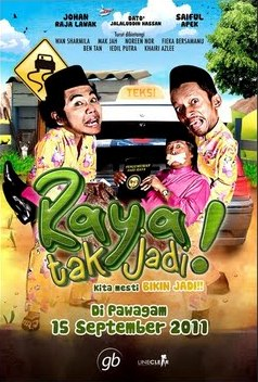 Review Filem Raya Tak Jadi