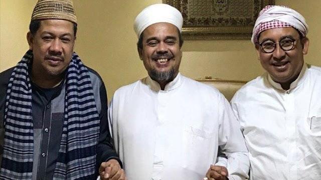 Inilah Keterangan Resmi Habib Rizieq Syihab Soal Kasus Bendera di Saudi