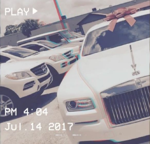 Tory Lanez Gifts Himself Two Amazing Cars In New Video