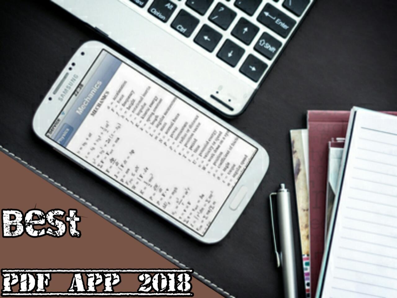 App pdf reading