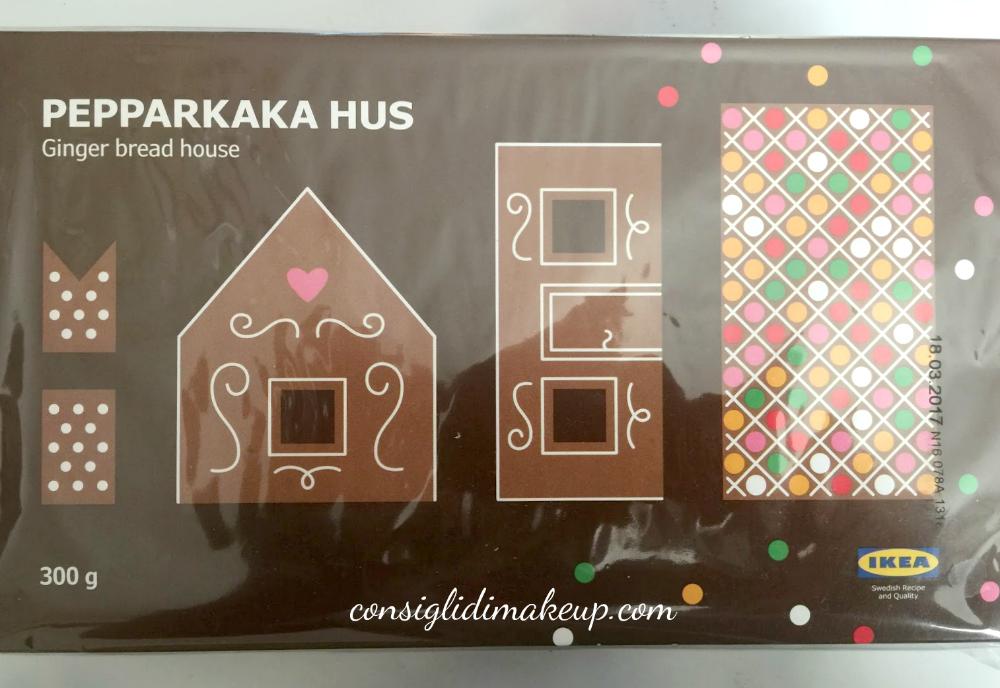 Casetta Di Natale Ikea : Food recipe la casetta di pan di zenzero consigli di makeup