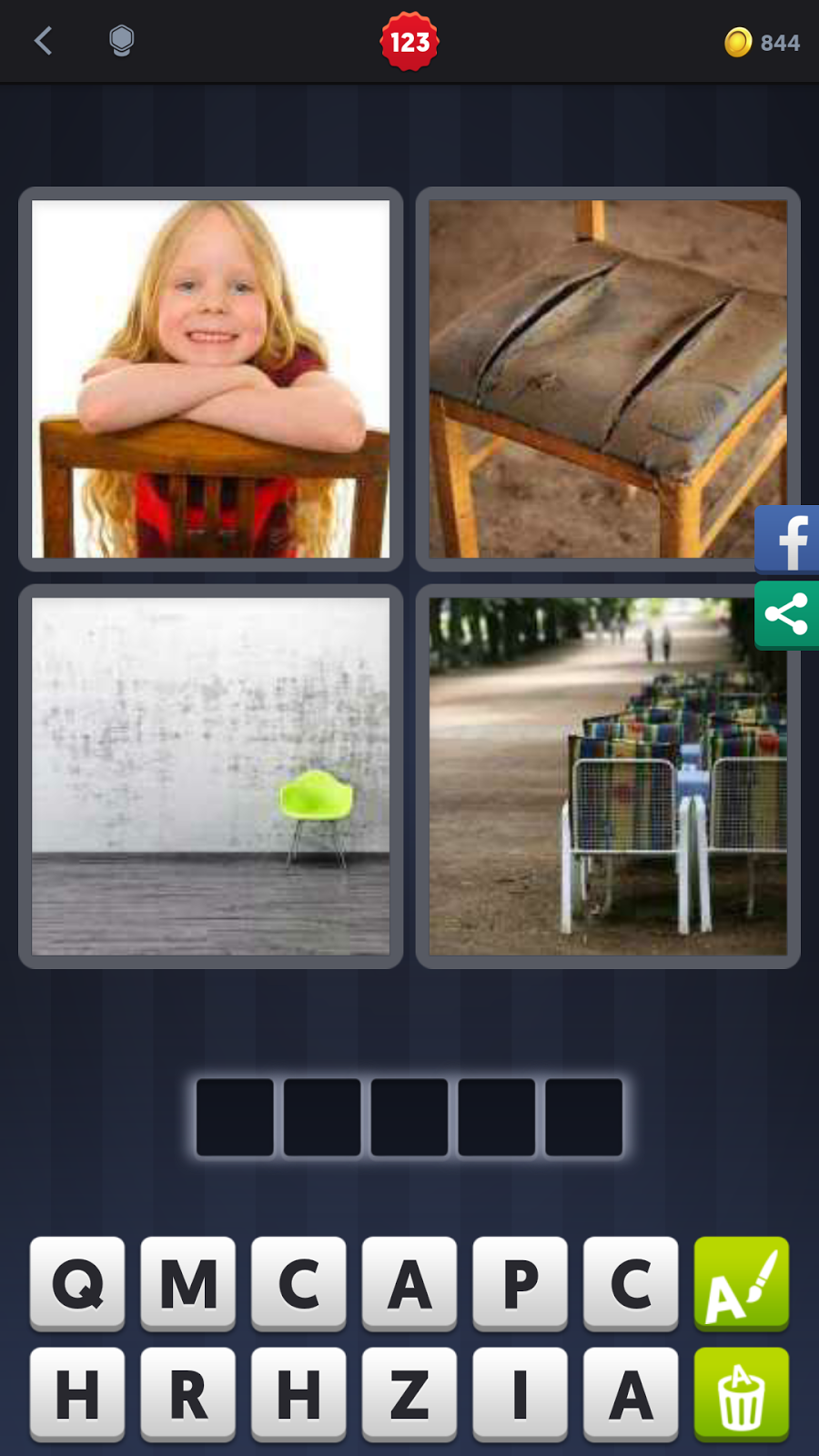 4pics1word Answers Letters 7 Level 130 Textpoems
