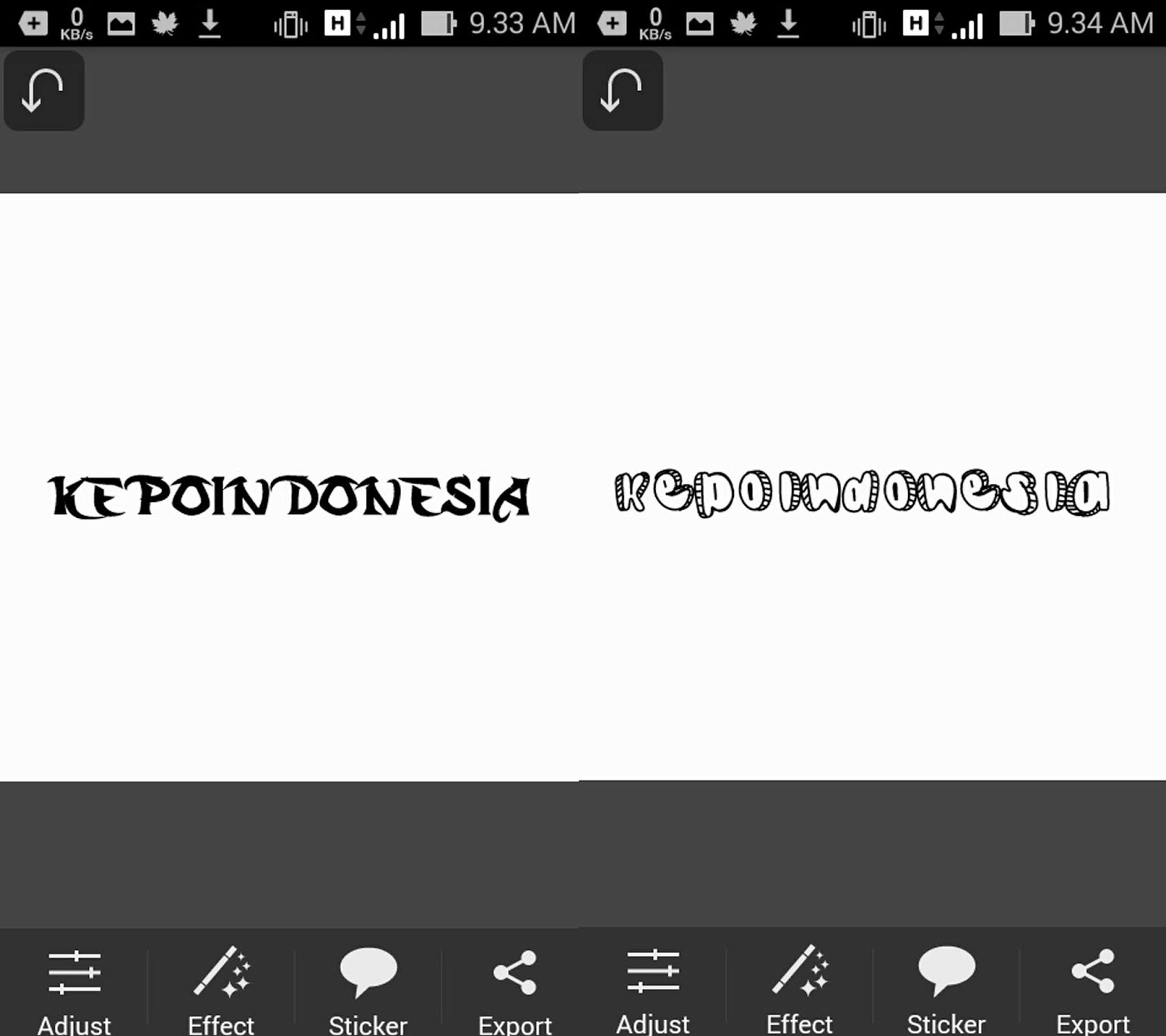 2000 Font Picsay Pro Terkeren Untuk Typography Kepoindonesia