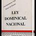 Ley Dominical Nacional - Libro