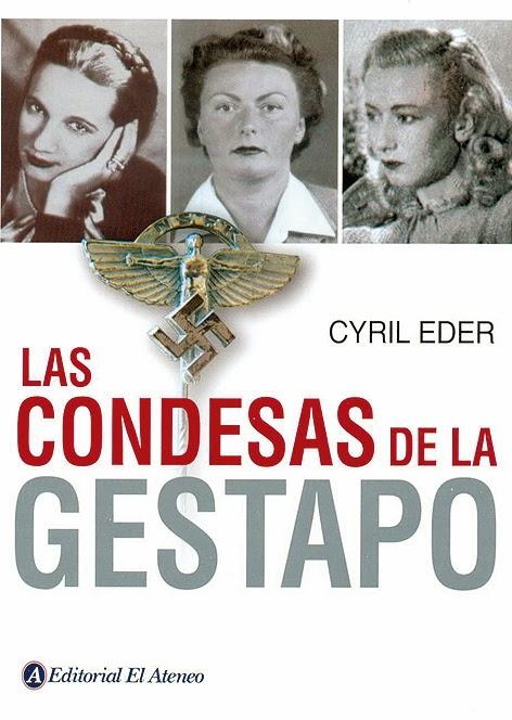 Las condesas de la Gestapo
