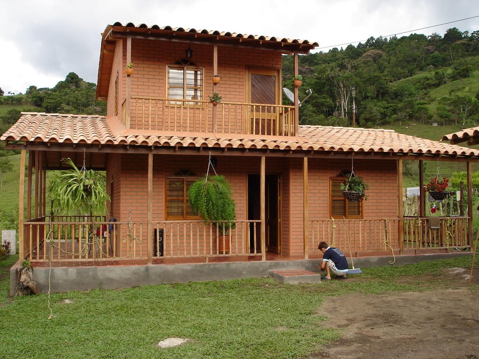 Fachadas De Casas Bonitas En El Salvador