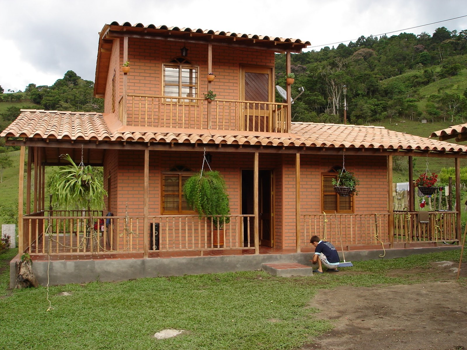 Casas prefabricadas casas prefabricadas modelos for Modelos de casas de 2 pisos