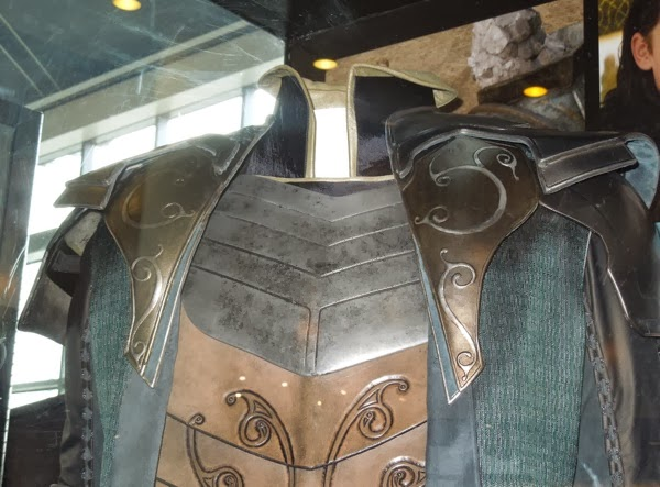 Fandral costume detail Thor 2