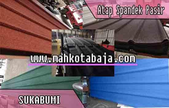 Harga Atap Spandek Pasir Sukabumi