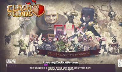 download Update FHx Clash of Clans FHx TH11 Apk Terbaru